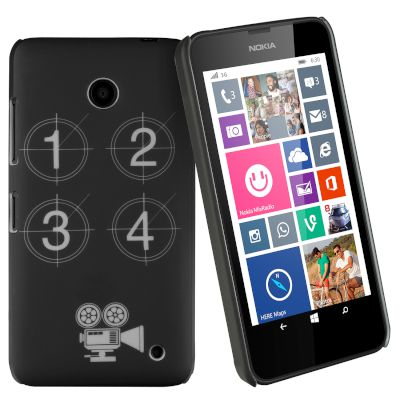 Θήκη Sentio Back Cover για Lumia 630 Video Camera