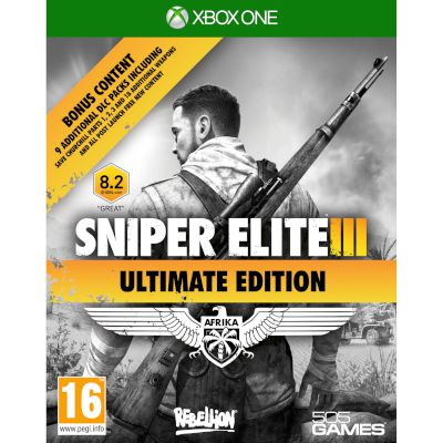 505 Games Sniper Elite 3 Ultimate Edition XBOX ONE