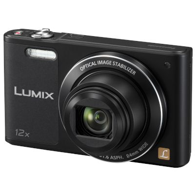 Panasonic Digital Camera Lumix SZ10 Μαύρο