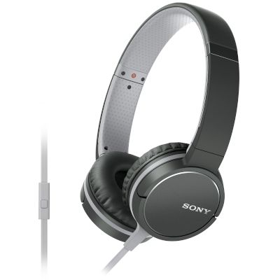 Headphones ZX660AP Black