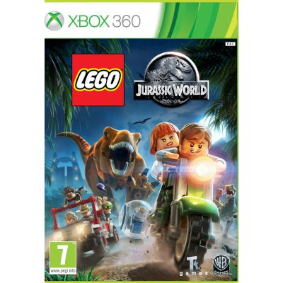 Warner Lego Jurrassic World XBOX 360
