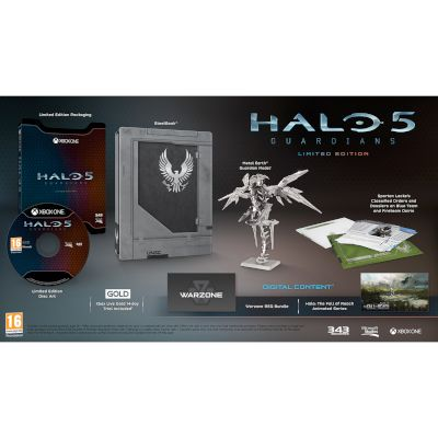 Microsoft Halo 5 Limited Edition XBOXONE