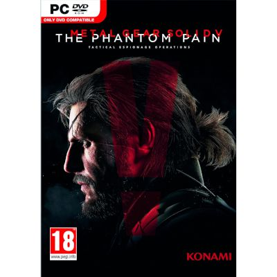 Konami Metal Gear Solid V: The Phantom Pain PC