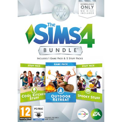 EA The Sims 4 Bundle Pack 3 PC