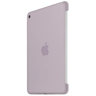 Θήκη Apple Silicone Case για tablet iPad mini 4 Μωβ