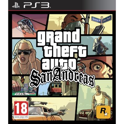 Take2 Interactive GTA San Andreas Playstation 3