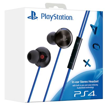 Sony Gaming Headset Stereo In Ear