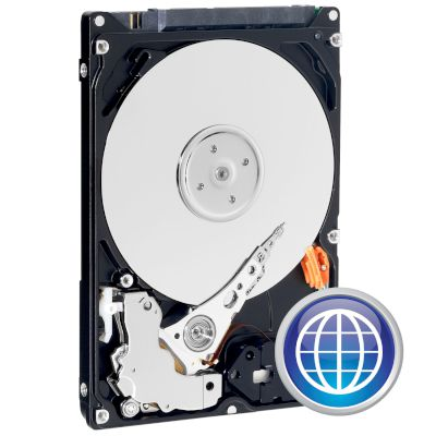 WD Blue Laptop HDD 500GB