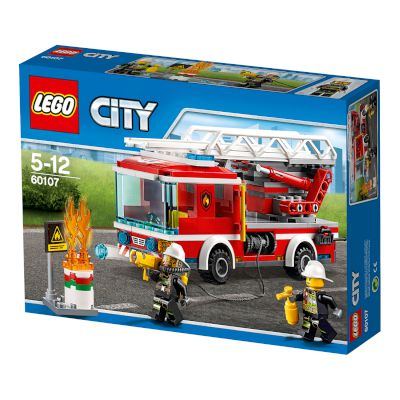 60107 Fire Ladder Truck