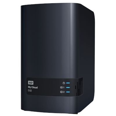 WD NAS My Cloud Ex2 Ultra