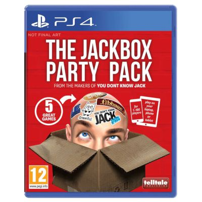 Jack box Games Party Pack Vol 1 Playstation 4