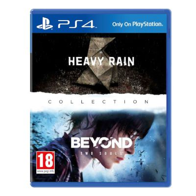 Sony The Heavy Rain & Beyond: Two Souls Collection Playstation 4