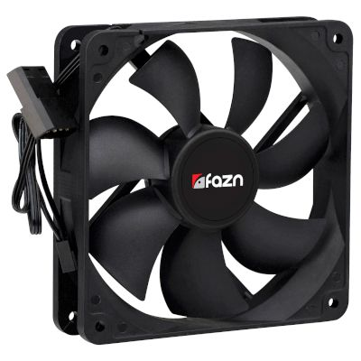 Fan 80mm Black