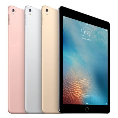 "Apple iPad Pro 32GB Tablet 9.7"" 4G Rose Gold"