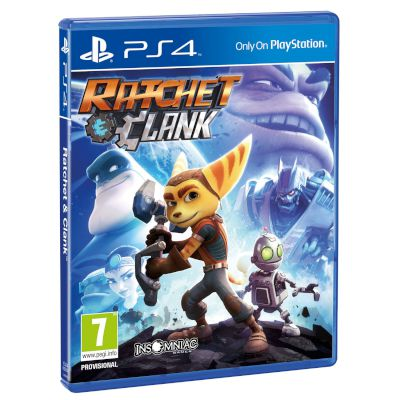 Sony Ratchet & Clank Playstation 4