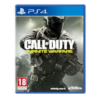 Activision Call Of Duty Infinite Warfare Playstation 4