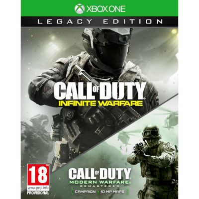 Activision Call Of Duty Infinite Warfare Legacy Edition Xbox One