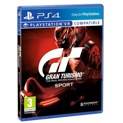 Sony Gran Turismo Sport Day One Edition Playstation 4