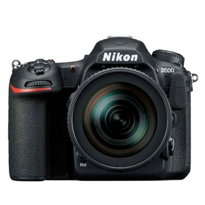 Nikon DSLR Digital Camera D500 16-80mm Μαύρο