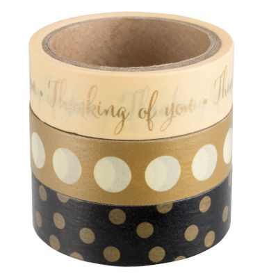 Σετ Washi Tape THINKING OF YOU 3 τμχ