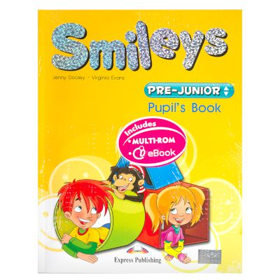 Smiles Pre-Junior Pupil's Pack