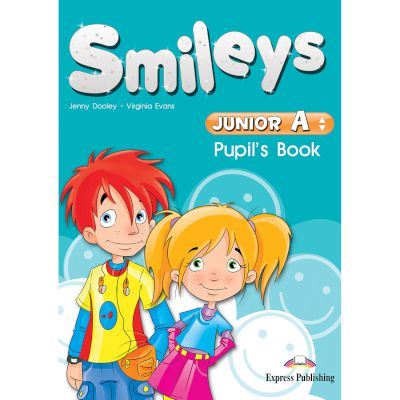 Smiles Junior A Pupil's Pack