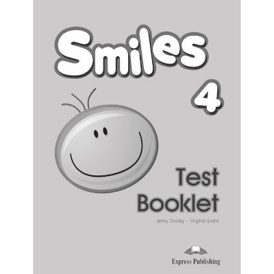 Smiles 4 Test Booklet