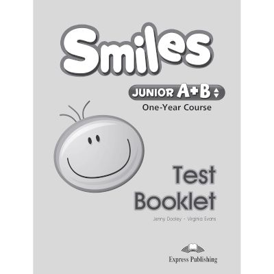 Smiles Junior A&B Course Test Booklet