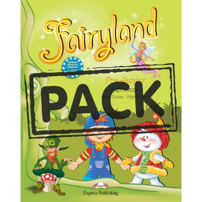 Fairyland Pre-Junior Power Pack