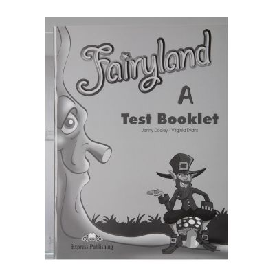 Fairyland A Test Booklet