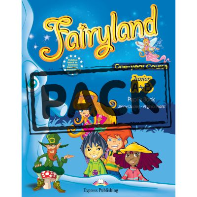 Fairyland Junior A&B Course Pupil's Pack
