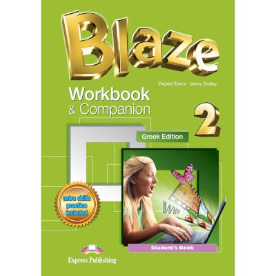 Blaze 2 Workbook-Companion Student's Book
