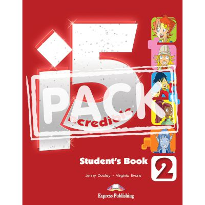 Incredible 5 2 Student's Pack