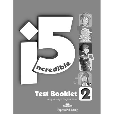 Incredible 5 2 Test Booklet