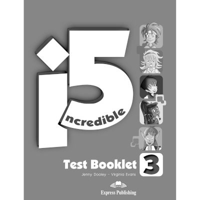 Incredible 5 3 Test Booklet