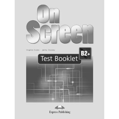 On Screen B2 Test Booklet Revised
