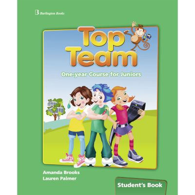 Top Team One-Year Course For Juniors Student's Book