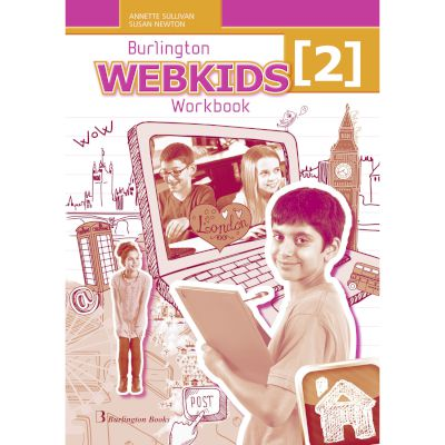 Burlington Webkids 2 Workbook Student's Book