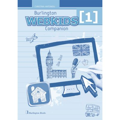 Burlington Webkids 1 Companion Student's Book