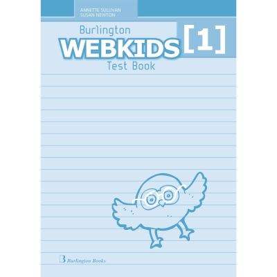 Burlington Webkids 1 Test Book Student's Book