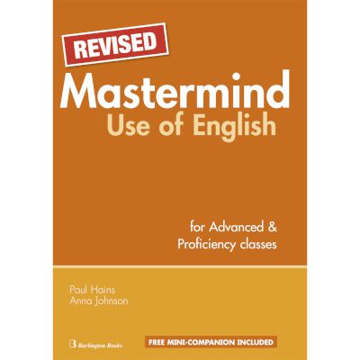 Revised Mastermind Use Of English Student's Book