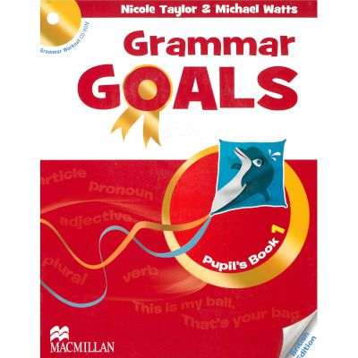 Grammar Goals 1 Student's Book + CD-ROM