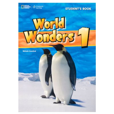 World Wonders 1 Student's Book + CD-ROM
