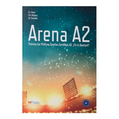Arena A2 Kursbuch + MP3