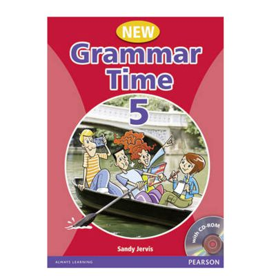 Grammar Time 5 + CD-ROM