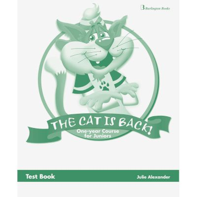 The Cat Is Back! Junior A&B Test Book