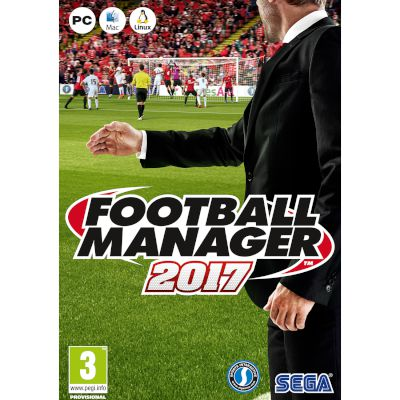 Sega Football Manager 2017 PC