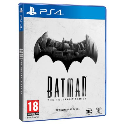Warner Batman - The Telltale Series Playstation 4