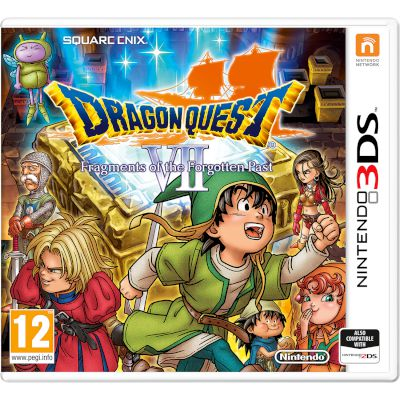 Nintendo Dragon Quest Vii Fragments Of The Forgotten Past 3DS