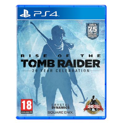 Square Enix Rise Of The Tomb Raider : 20 Year Celebration Standard Playstation 4